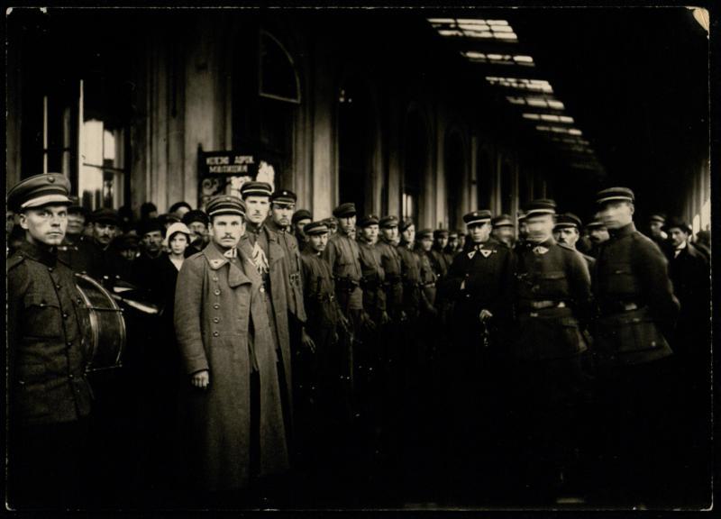 Lietuvos kariuomenės vadovybė Vilniuje 1920 m.