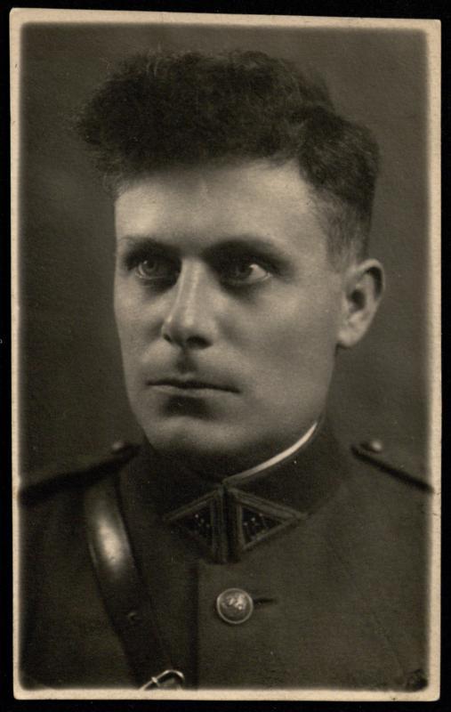 Mjr. Petras Šeštakauskas (1897–1980)