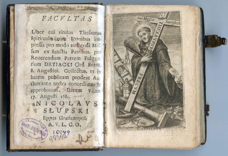Dryjackis, Fulgentas; Tarasevičius, Aleksandras (iliustr.).