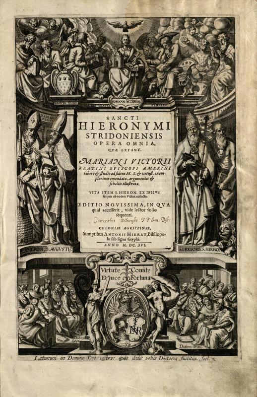 Hieronymus (apie 347–420)