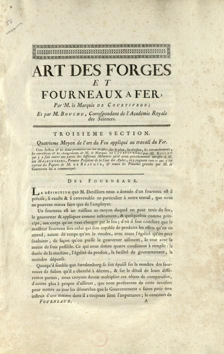 Courtivron, Gaspard Le Compasseur de Créqui-Montfort, marquis de (1715–1785).