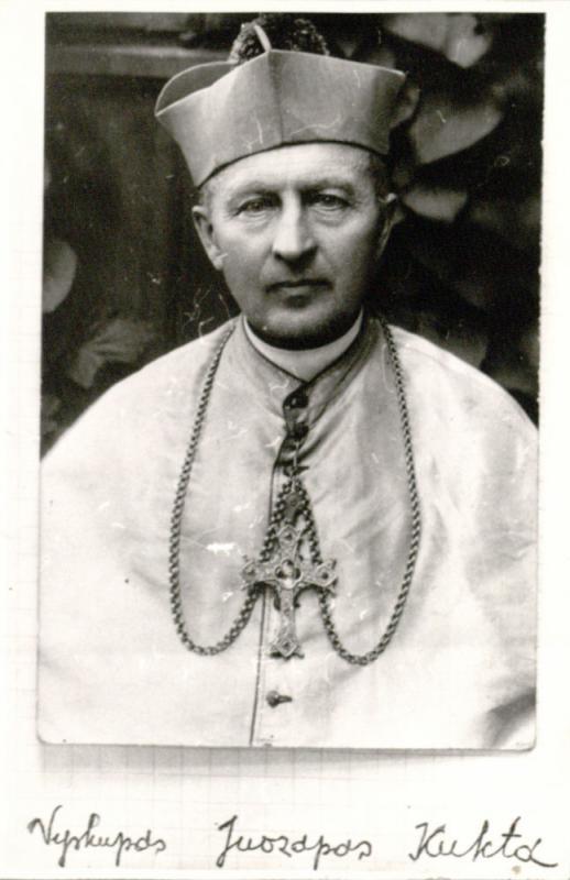 Švogžlys-Milžinas, Nikodemas. Vyskupas Juozapas Kukta: monografija. Kernavė, 1973–1974.