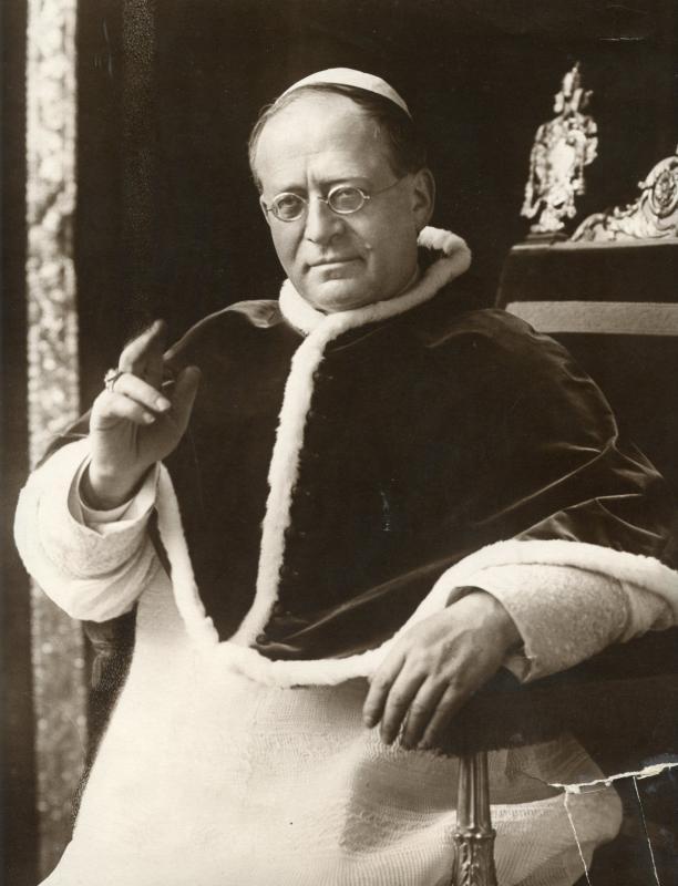 Popiežius Pijus XI