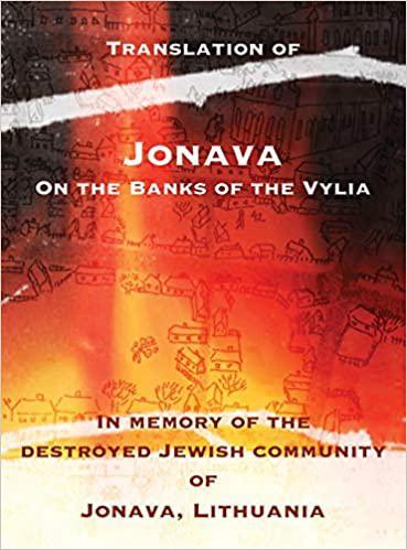 Jonava on the banks of the Vylia