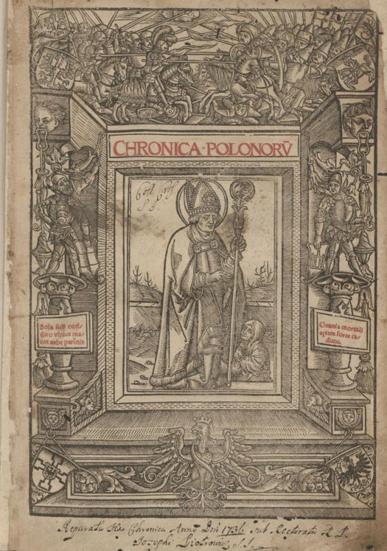 Maciej z Miechowa (apie 1457–1523).