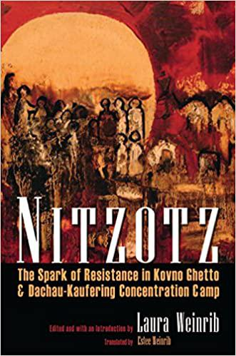Nitzotz : the spark of resistance in Kovno Ghetto and Dachau-Kaufering Concentration Camp
