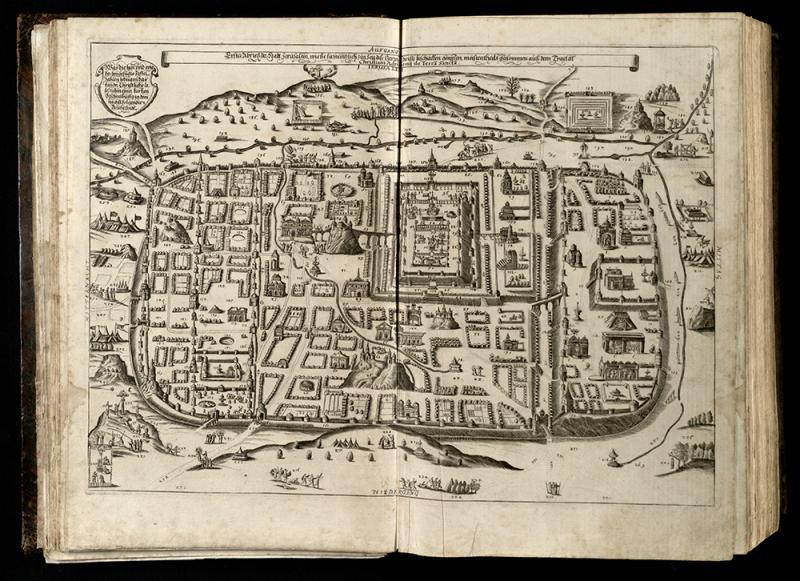 Biblia, das ist, die gantze Schrifft, Altes und Neues Testaments teutsch. D. Martin Luthers. Nürnberg: gedruckt vnd verlegt durch Christoph vnd Paul Endtern, 1662.