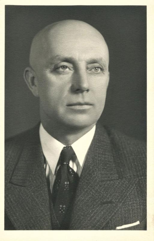 Vilhelmas Burkevičius (1885–1975)