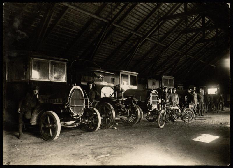 Auto-bataliono garaže