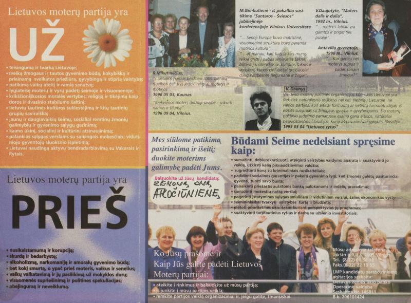 Lietuvos moterų partija