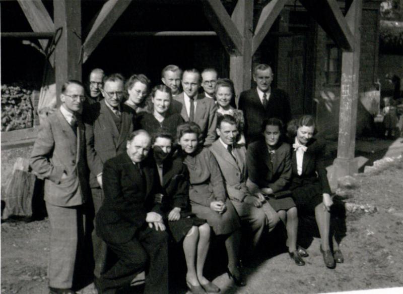 M. Gimbutienės doktorato šventimas