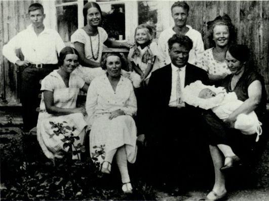 Alseikų ir Matjošaičių šeimos