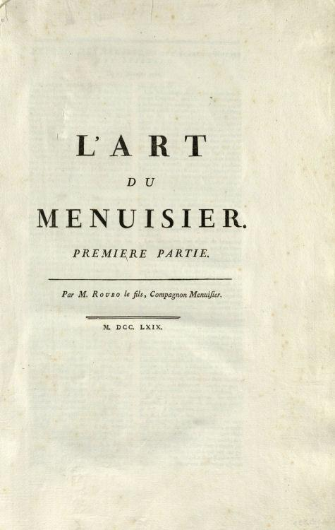 Roubo, André Jacob (1739–1791).