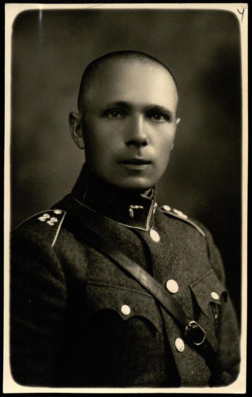 Steponas Lipnickas-Lipnius (1898–1946)