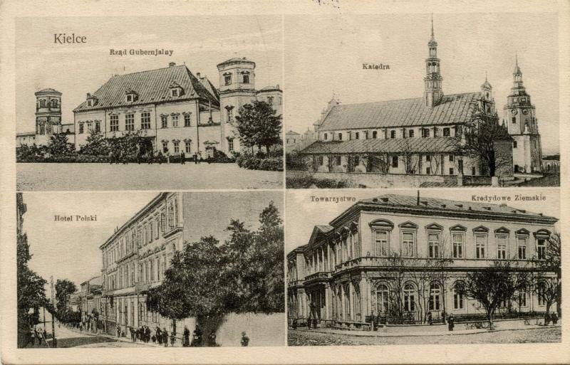 Svarbiausi miesto pastatai