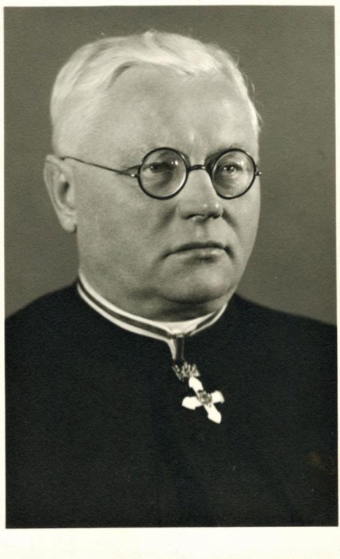 Juozas Tumas-Vaižgantas (1869–1933)