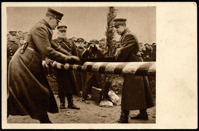 Atidaromi vartai Lietuvos kariuomenei