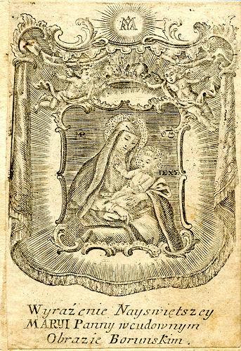 Barūnų stebuklingas Švč. Mergelės Marijos paveikslas