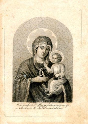 Boreko Maloningas Dievo Motinos atvaizdas