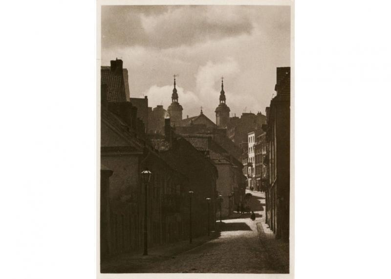 Varšuvos miesto vaizdai
