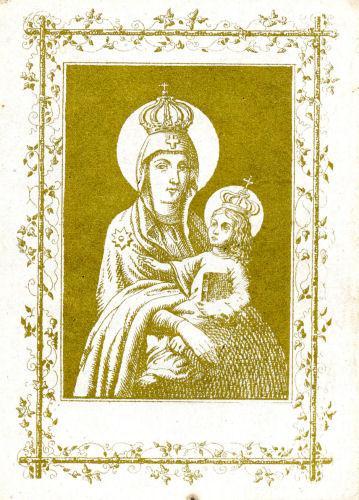 Šiluvos stebuklingas Švč. Mergelės Marijos atvaizdas