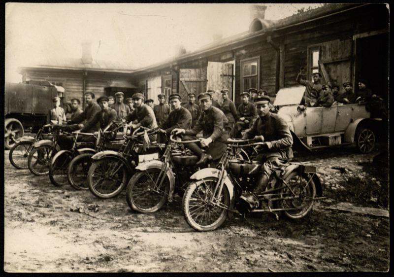Auto-bataliono motociklininkai