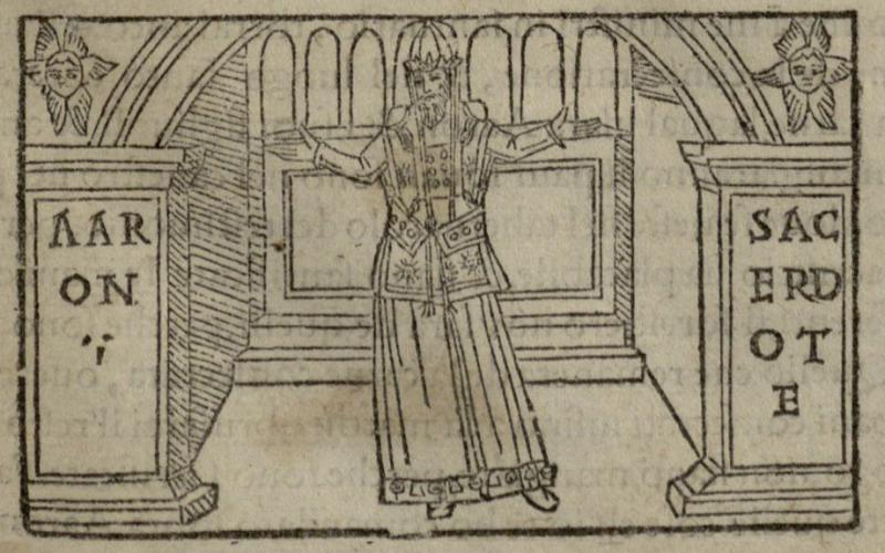Biblia volgare la qual in se contiene i sacrosanti libri del Vecchio, et Nuouo Testamento, ... tradotti dalla hebraica, & greca verita in nostra lingua ... In Vinegia, 1558.