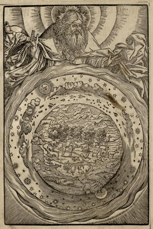 Biblia, to iest Xięgi Stharego y Nowego Zakonu, na Polski ięzyk, z pilnością według Lacińskiey Bibliey od Kośćioła Krześćiańskiego powssechnego przyięthey, nowo wyłożona. W Krakowie: W Drukarni Scharffenbergerow, 1561.