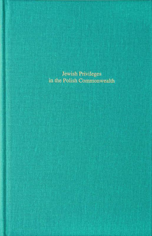 Jewish privileges in the Polish Commonwealth.