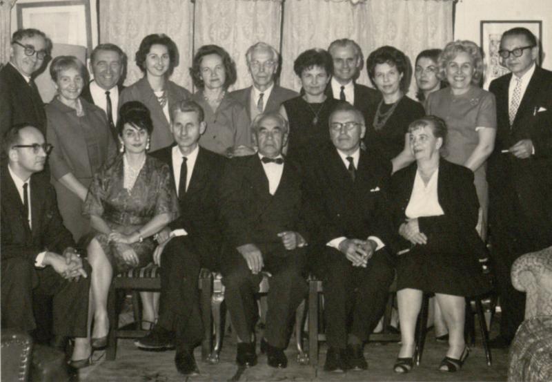 Dailiųjų menų klubo susirinkimas