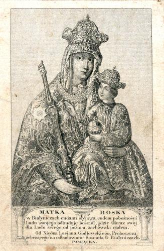 Bialyničų stebuklingas Dievo Motinos paveikslas