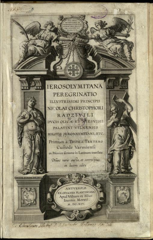 Radvila, Mikalojus Kristupas, Našlaitėlis (1549–1616)