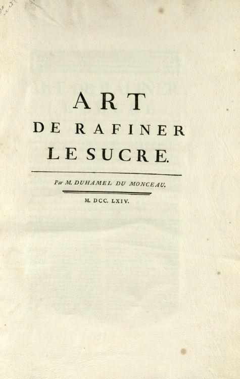 Duhamel du Monceau, Henri-Louis (1700–1782).