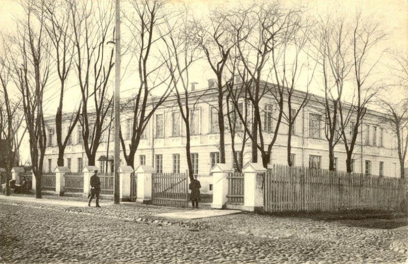 Šiaulių berniukų gimnazija