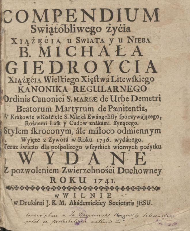 Demrowski, Jan.