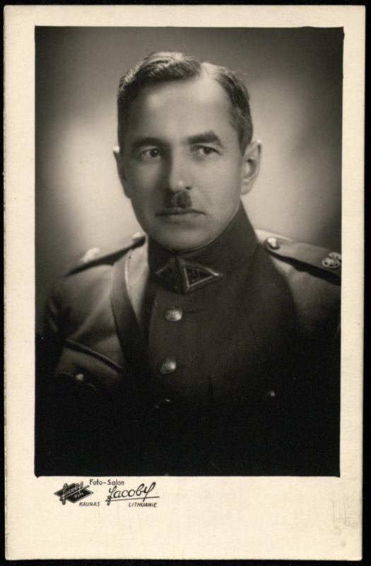 Plk. Juozas Balčiūnas-Švaistas (1891–1978)