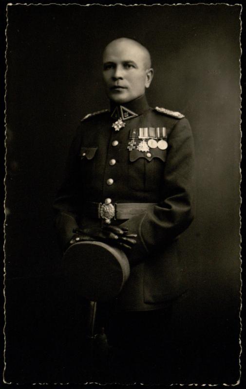 Gen. Stasys Dirmantas (1887–1975)