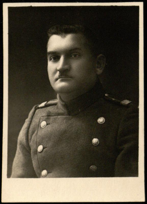 Vachmistras Petras Pečaitis