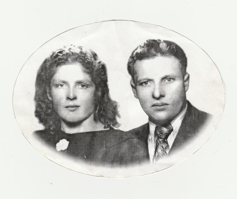 Zofija ir Silvestras (1919–2004) Aidiečiai
