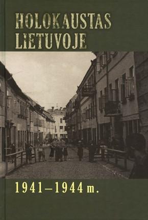 Holokaustas Lietuvoje 1941-1944 m.
